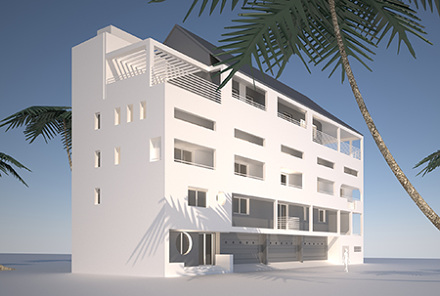 Immeuble cg phan thiet vietnam isit architecture for Cout construction immeuble